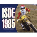 Libro ISDE 1985 International Six Days Enduro