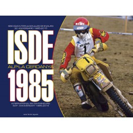 Libro ISDE 1985 International Six Days Enduro