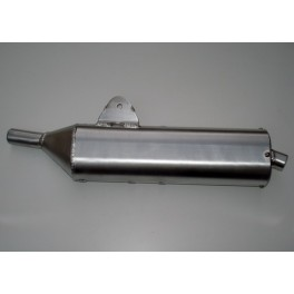 Fantic 240/125 WES silencer