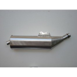 Gas Gas aircooled WES silencer