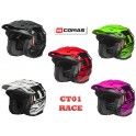 Casco COMAS RACE CT01 con carcasa 'Open Face'