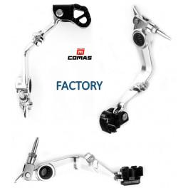 Pedal Freno Comas Factory para Montesa