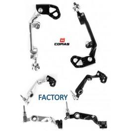 Pedal Freno Comas Factory para Beta